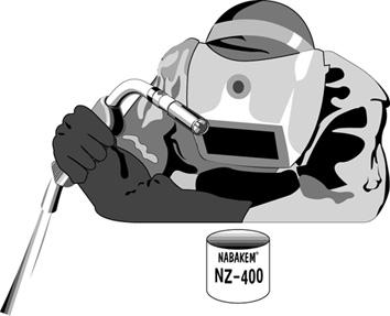 chất tẩy mối hàn Nabakem NZ-400
