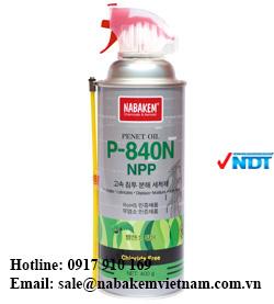 dầu bôi trơn P-840N VNNDT
