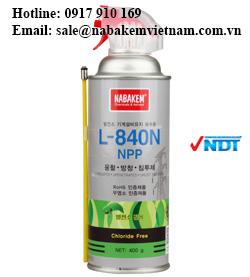 dầu bôi trơn, tẩy gỉ sét L-840N NPP VNNDT