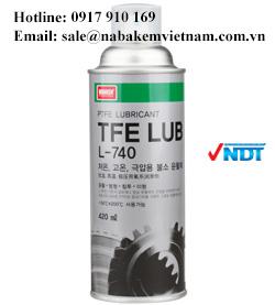 hóa chất bôi trơn, chống bám dính khuôn TFE-LUB L-740 Nabakem