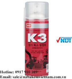 hóa chất bảo dưỡng chống gỉ sét K3 Nabakem