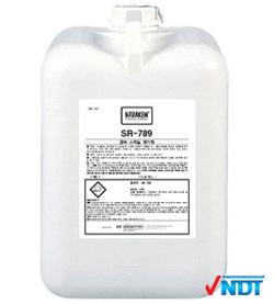 hóa chất tẩy cặn đường ống sr-789