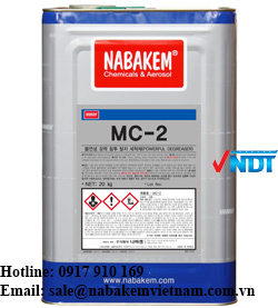 dung dịch vệ sinh máy móc MC-2