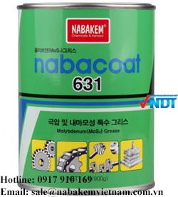 mỡ bôi trơn bánh răng Nabakem Nabacoat 631