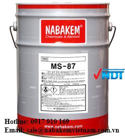dung dịch tẩy rửa máy móc MS-87