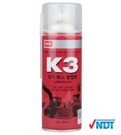Chất bảo dưỡng, chống gỉ sét K3 Nabakem