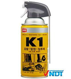 Hóa chất chống rỉ sét, bảo dưỡng khuôn K1 Nabakem