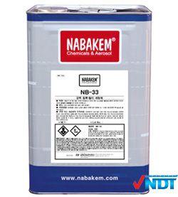 Hóa chất tẩy rửa dầu mỡ Nabakem NB-33