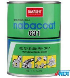 Chất mỡ bôi trơn bánh răng Nabacoat 631 Nabakem