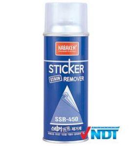 Dung dịch tẩy keo nhãn dán Nabakem SSR-450