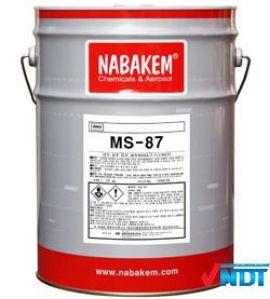 Dung dịch tẩy rửa máy móc Nabakem MS-87