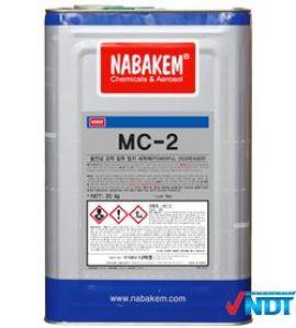 Dung dịch vệ sinh máy móc MC-2 Nabakem