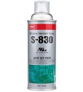 Hóa chất tráng phủ mạch điện tử Hàn Quốc S-830 Nabakem
